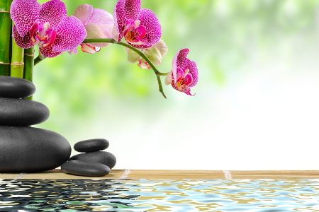 All natural healing methods using massage, reiki and reflexology