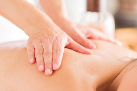 Book a Massage Session With Moe Marvi